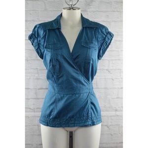 $15 Deal! Diane Von Furstenberg sleeveless wrap